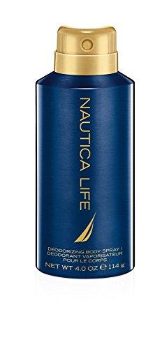Nautica Life Body Spray, 4 Fluid Ounce by Nautica