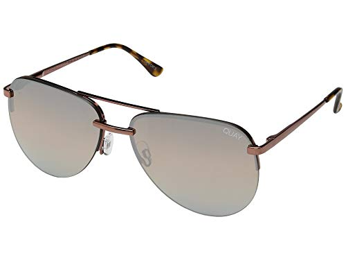 QUAY AUSTRALIA Women's Quay x JLo The Playa Bronze/Brown One ()