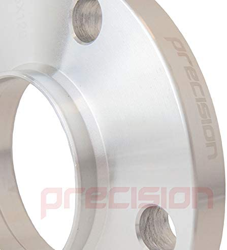Precision 1 Pair of Hubcentric Wheel Spacers with10 Bolts for Genuine /& Aftermarket Wheels 15mm✓ Aluminium✓ 5x120✓ 5*Stud✓ 72.6mm✓ M12x1.5x40mm✓