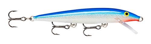 Rapala Original Floater 18 Fishing lure, 7-Inch, Blue