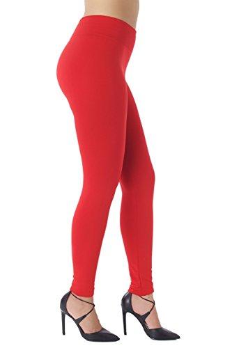 Womens Fleece Lined Leggings Ultrasoft product image