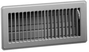 """Hart & Cooley 421 4x12 GS HVAC Diffuser, 4"""" H x 12"""" W, 42..."""