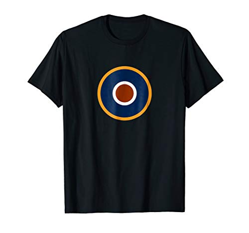 RAF Spitfire WWII Fighter Airplane t shirt ww2 us aaf for sale  Delivered anywhere in USA