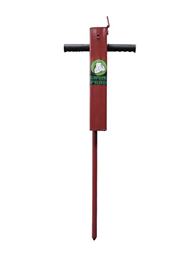 Rugged Ranch 100504756 Gopher Bait Applicator 4lb Capacity, 4 lb ()