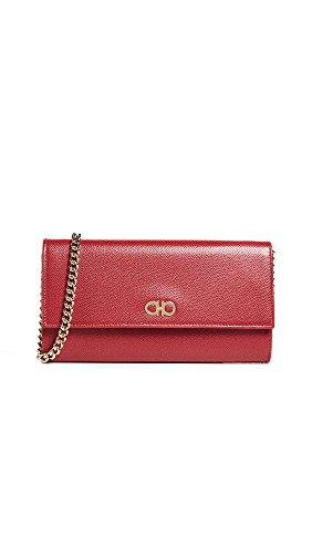 Gancini Crossbody Mini Lipstick Ferragamo Salvatore Women's Bag 0q7AZ