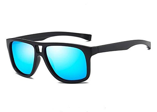 Lunettes de Homme les black TL Mode lunettes pour hommes lunettes revêtement Marque femmes Guide miroir blue de Lunettes unisexe Sunglasses polarisé Eaqq1O7w