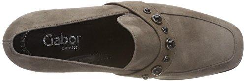 41 Comfort Kaschmir Marron Femme Fashion Shoes Gabor Escarpins yUgCq1vgw