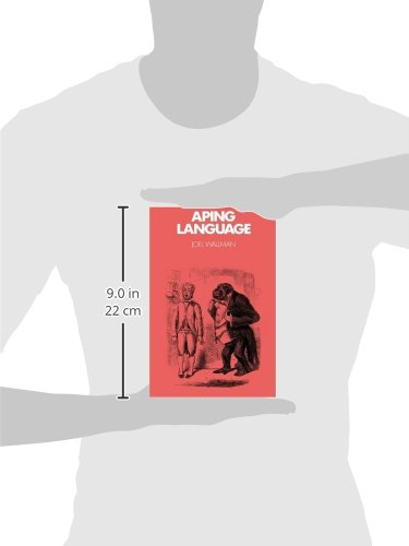 Aping Language (Themes in the Social Sciences) by Cambridge University Press
