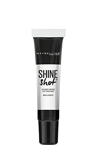 Coat Top Lip - Maybelline Lip Studio Shine Shot Lip Topcoat, Clear Vinyl, 0.5 fl. oz.