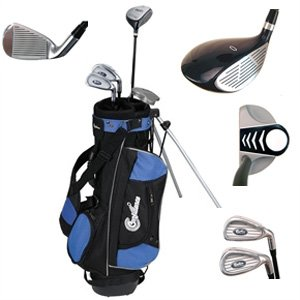 Confidence-Junior-Golf-Club-Set-with-Stand-Bag