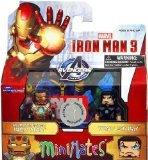 Marvel Minimates Iron Man 3 Heartbreaker Iron Man & Tony Stark Exclusive