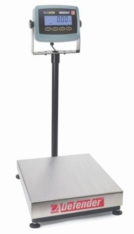 Plataforma Báscula Ohaus Defender 2000 – d32p30er de EU (30 kg x 5 ...