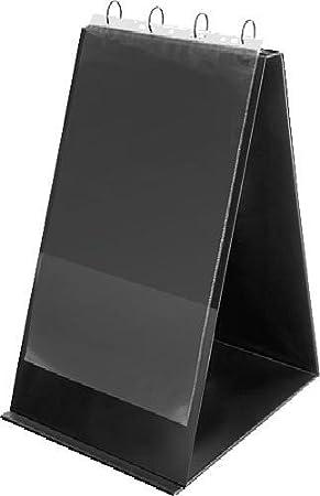 Veloflex 4133280 atril archivador DIN A3 Negro: Amazon.es: Oficina y papelería