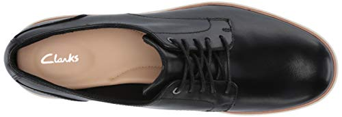 Black Teadale Chaussure Rhea Clarks Femme Leather xOPnBwIRqC