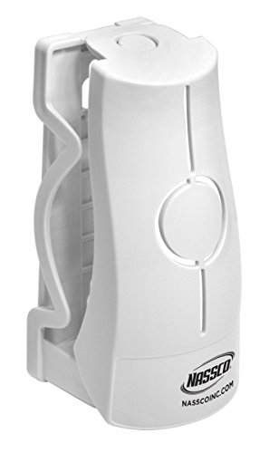 Nassco Eco-Air Air Freshener Cabinet Dispenser, White