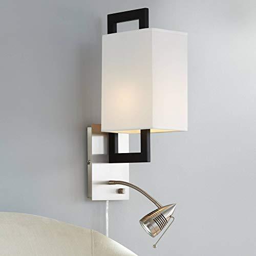 Possini Euro Floating Rectangle LED Plug-in Wall Light - Possini Euro Design