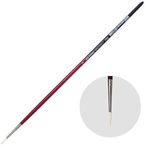 da Vinci Hog Bristle Series 7023 Maestro 2 Artist Paint Brush Flat with European Sizing Size 10