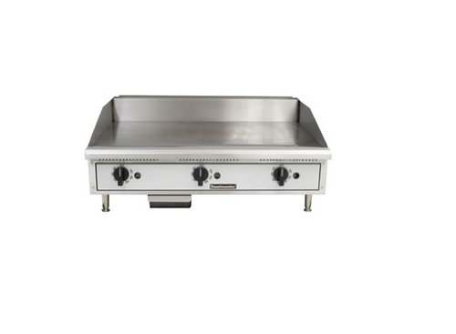 - Toastmaster TMGT48 Gas Countertop Griddle 48