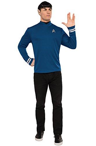 Rubie's Men's Star Trek: Beyond Spock Costume Shirt, As As Shown X-Large for $<!--$21.64-->