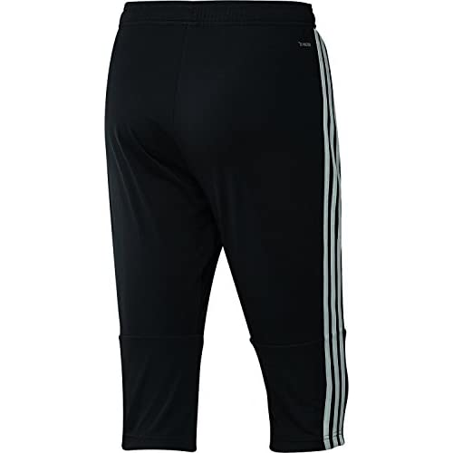 0190e31ad3b3e 2018-2019 Germany Adidas 3/4 Length Training Pants (Black ...