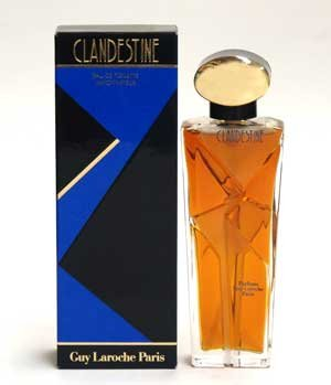 Guy Laroche Paris - Clandestine 3.4oz Eau de Toilette Spray by Guy Laroche Paris for Women
