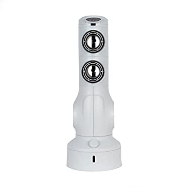 LifeSmart Sonicool Air Cooler and Fan, White (MCFN7007US)