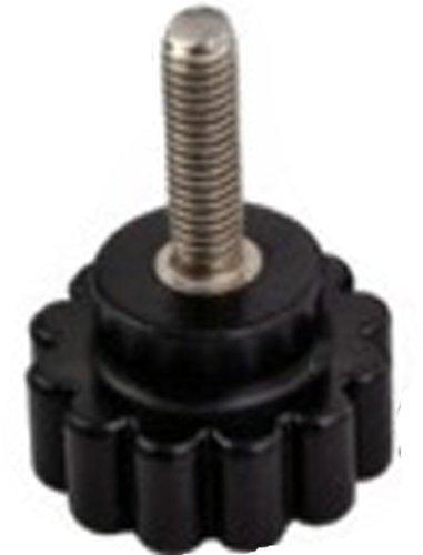 Sea-Dog 273568-1 1/4-28x3/4 Black Head Screw by Sea Dog Line ()