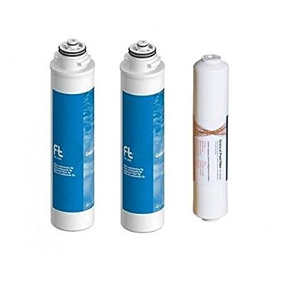Zero Installation Purifier Countertop Water Filter Replacement Filters Bundle