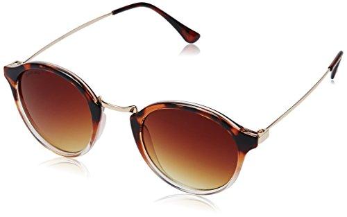 Fastrack Gradient Goggle Women's Sunglasses – (C085BR2F 54 Brown Color)