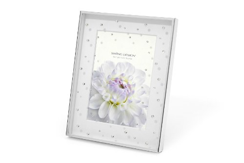 swing-design-celia-picture-frame-5-by-7-inch-silver-plate