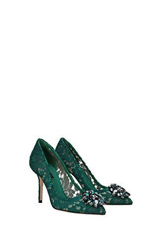 Pumps Dolce&Gabbana Damen (CD0101AL1988M072) Grün