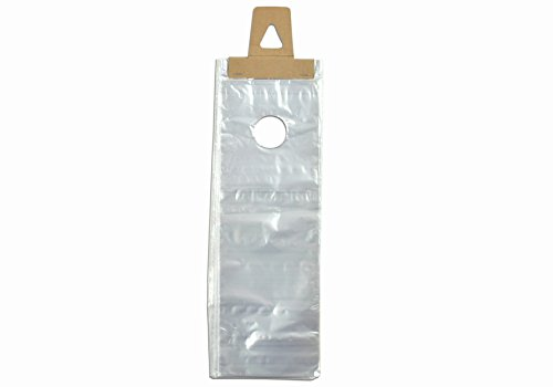 (Elkay D15HD 0.45 mil High Density Doorknob Bag, 5 1/2
