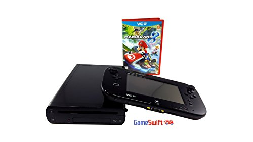 Nintendo Mario Kart 8 Deluxe Set with DLC Wii U Bundle