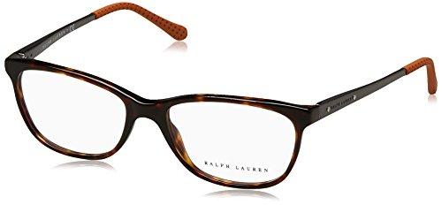 Ralph Lauren Women's RL6135 Eyeglasses Dark Havana - Eyewear Ralph Lauren