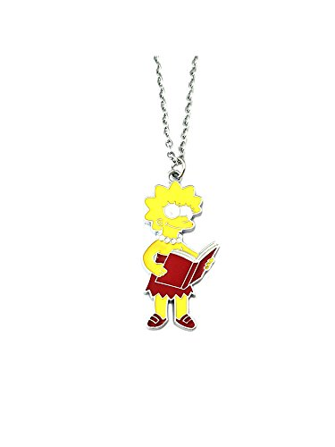 Outlander Brand Lisa Simpson Cosplay Premium Quality 18