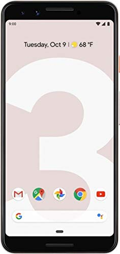 Google Pixel 3 Unlocked GSM|CDMA - US Warranty (Direct from Google) (Not Pink, 128GB)