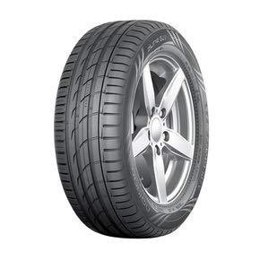 Nokian zLine SUV Ultra High Performance Summer Tire - 265/45ZR21 104Y