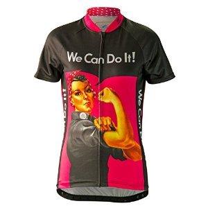 e1be8e9ec Brainstorm Gear 2015 Women s Rose the Riveter Cycling Jersey