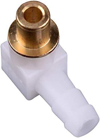 LETAOSK Fit pour Briggs /& Stratton 493496 494451 692317 Connecteur de Flexible de Carburant 2Pcs
