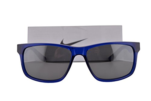 Nike EV0956 Cruiser Sunglasses Game Royal w/Grey Mirror Lens 400 EV - Warranty Nike Sunglasses
