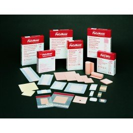 - PolyMem® QuadraFoamTM Wound Dressings-Style: Non-Adhesive Pad Pad Size: 4