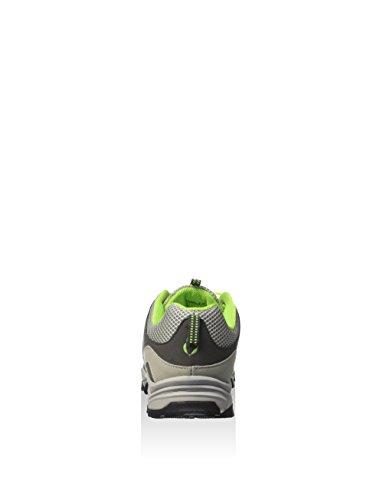 Nalini Gator Sneaker Grau Grün Grigio