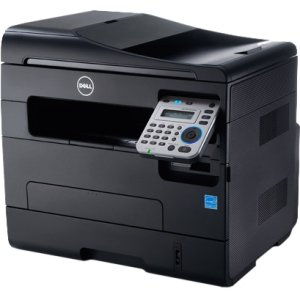 Dell B1265dfw Laser Multifunction Wireless All-in-One Printer - Fax/Scan/Copy/Print - Monochrome by Dell