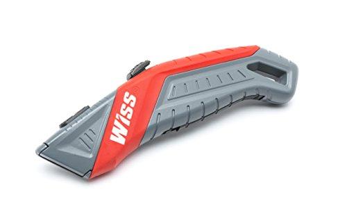 Wiss WKAR2 Auto-Retracting SAFETY Utility Knife