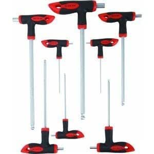 8-Piece T-Handle Hex Key Set by Do It Best