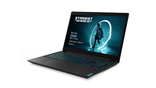 "Lenovo IdeaPad L340 17.3"" Gaming Laptop, Intel core i7-9750H, 8GB RAM,512GB M.2 NVMe QLC SSD, NVIDIA GeForce GTX 1650 4GB GDDR5,6.5 Hours Battery Life 2"