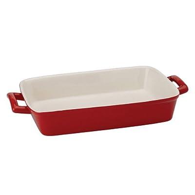 HIC Ceramic 13-Inch Lasagna Pan