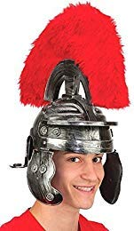 Roman Legion Helmet (Silver)