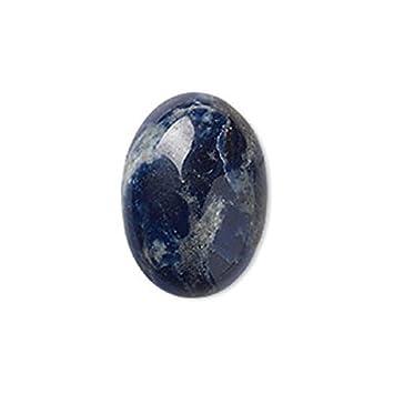 deepakgems Deepak Gems natur sodalie Cabochon oval (Größe 20156 mm ...