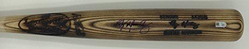 Martinez Autographed Baseball Bat (Edgar Martinez Autographed Game Model Louisville Slugger Bat)